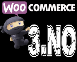 Woocommerce 3.0 is an absolute no